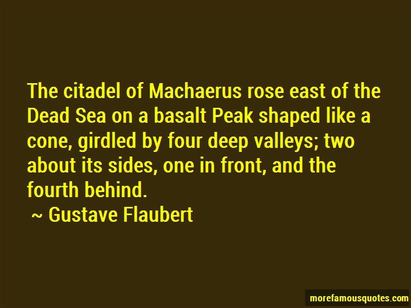 The Dead Sea Quotes