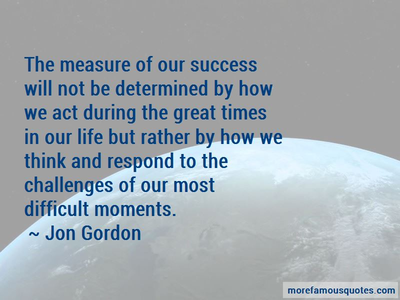 The Measure Of Our Success Quotes Pictures 2