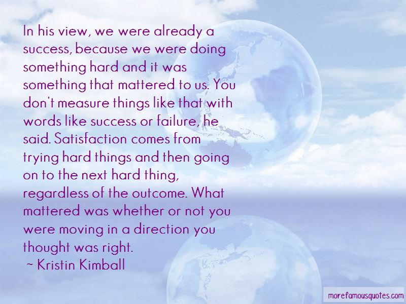 The Measure Of Our Success Quotes Pictures 4