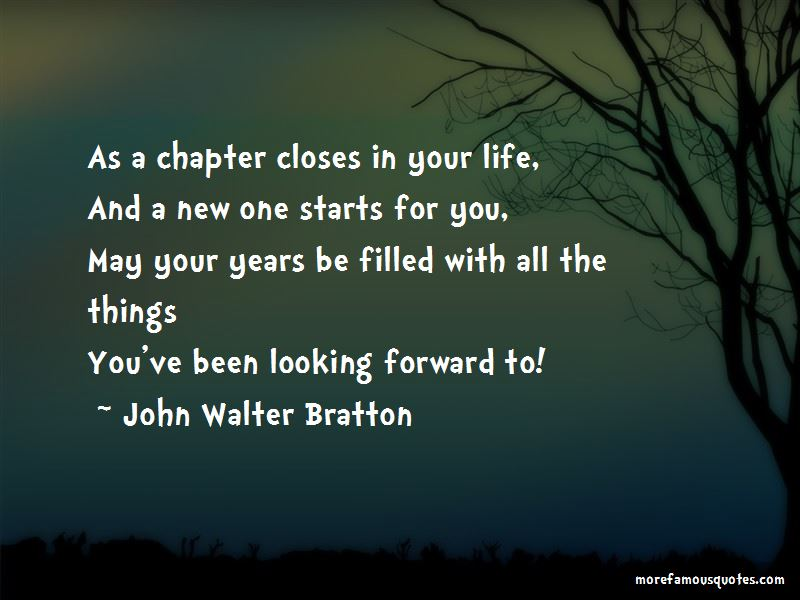 The New Chapter Of Life Quotes: top 30 quotes about The New ...