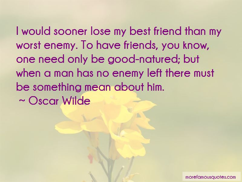 The One Best Friend Quotes
