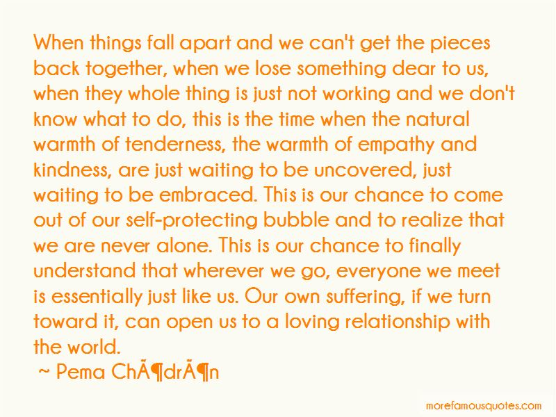 Time Apart In Relationship Quotes: top 6 quotes about Time ...