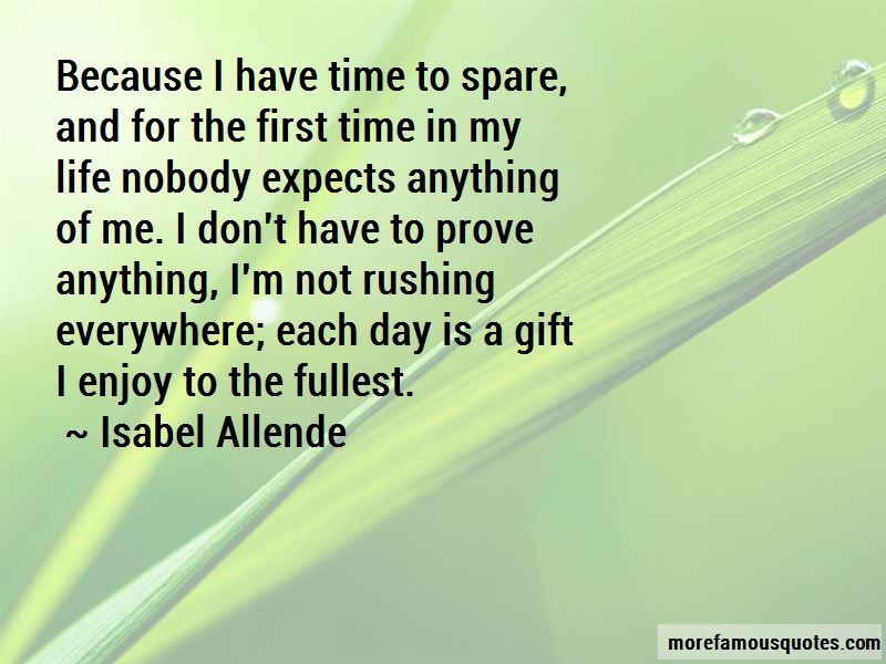 Time As Gift Quotes Pictures 4