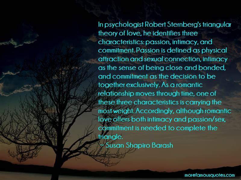 Sternbergs triangular theory of love  GenerallyThinkingcom