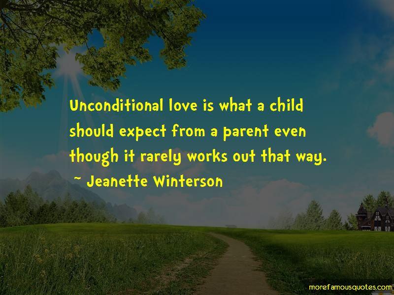Unconditional Parent Love Quotes Pictures 3