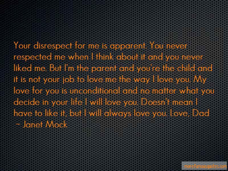 Unconditional Parent Love Quotes Pictures 4
