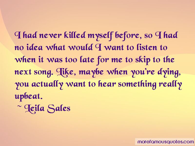 Upbeat Song Quotes Pictures 4