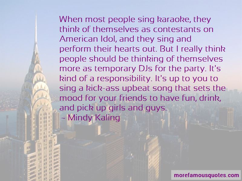 Upbeat Song Quotes