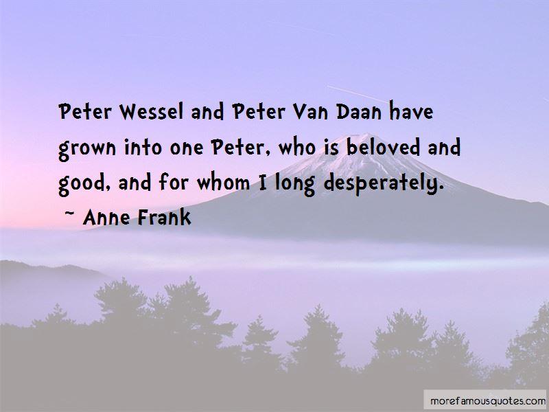 Van Daan Quotes