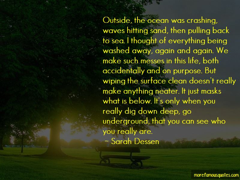 Waves Crashing Down Quotes Pictures 3