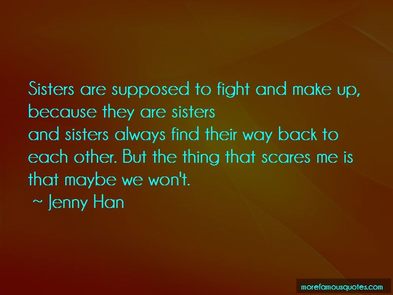 We Always Find Each Other Quotes