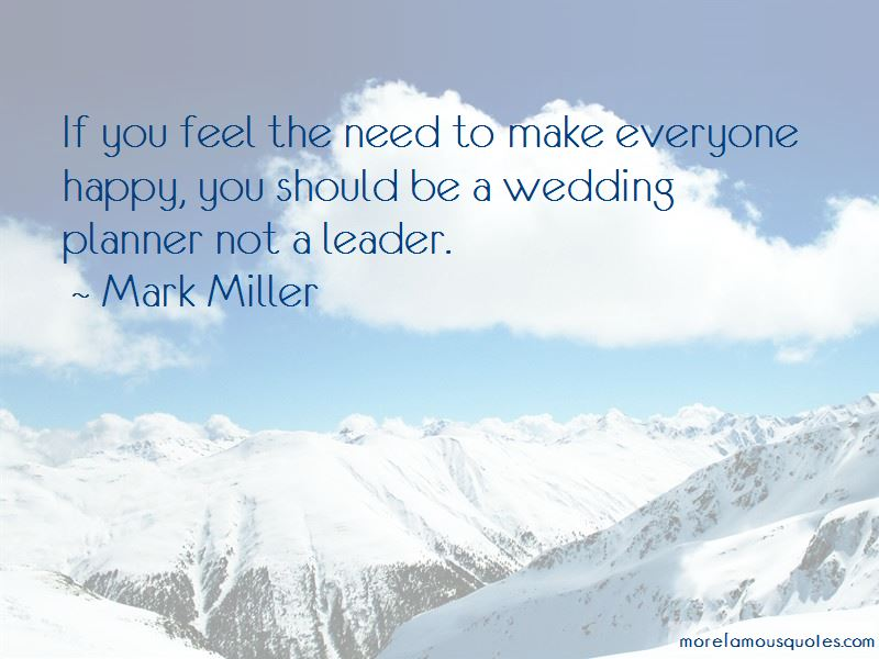 Wedding Planner Quotes