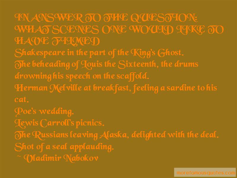 Wedding Scenes Quotes