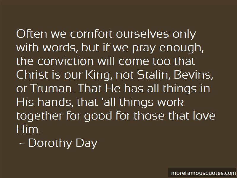 Words Comfort Quotes