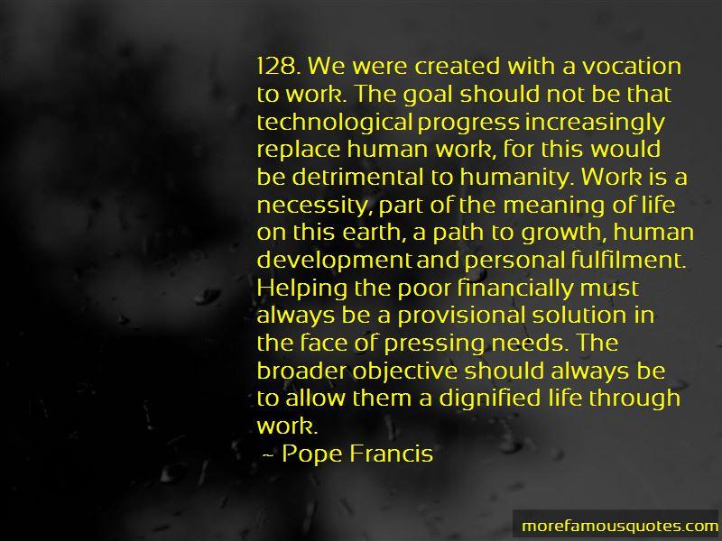 Work Fulfilment Quotes