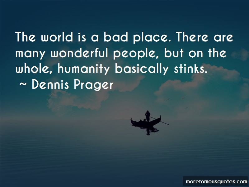 World Is A Bad Place Quotes Pictures 2