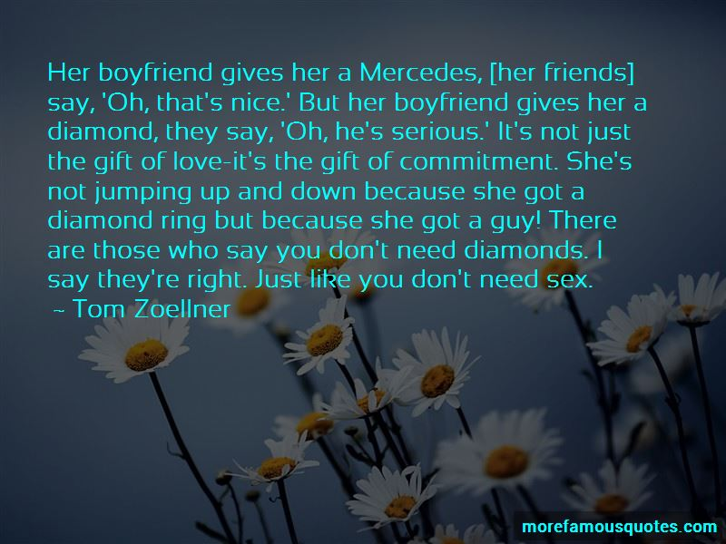 You Are My Boyfriend Quotes