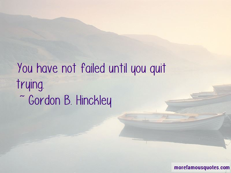 You Have Not Failed Quotes Pictures 4