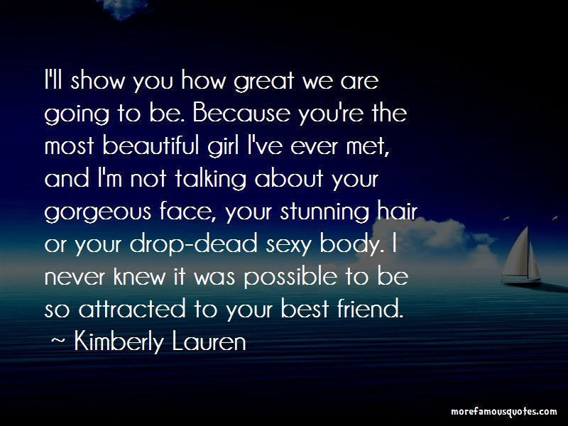 You Most Beautiful Girl Quotes Pictures 4