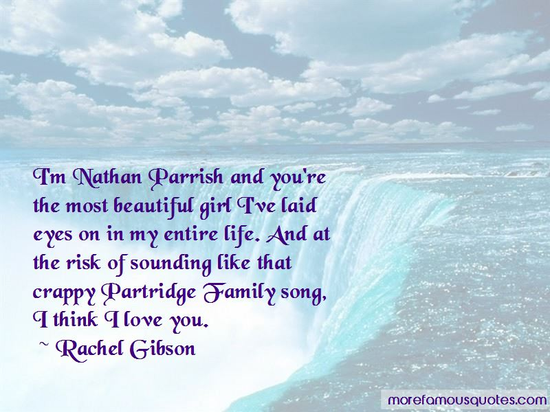 You Most Beautiful Girl Quotes