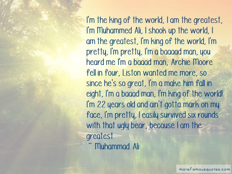 Ali Liston Quotes
