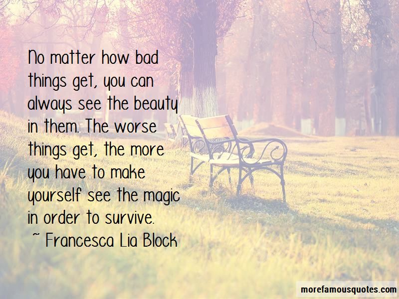 Always See The Beauty Quotes