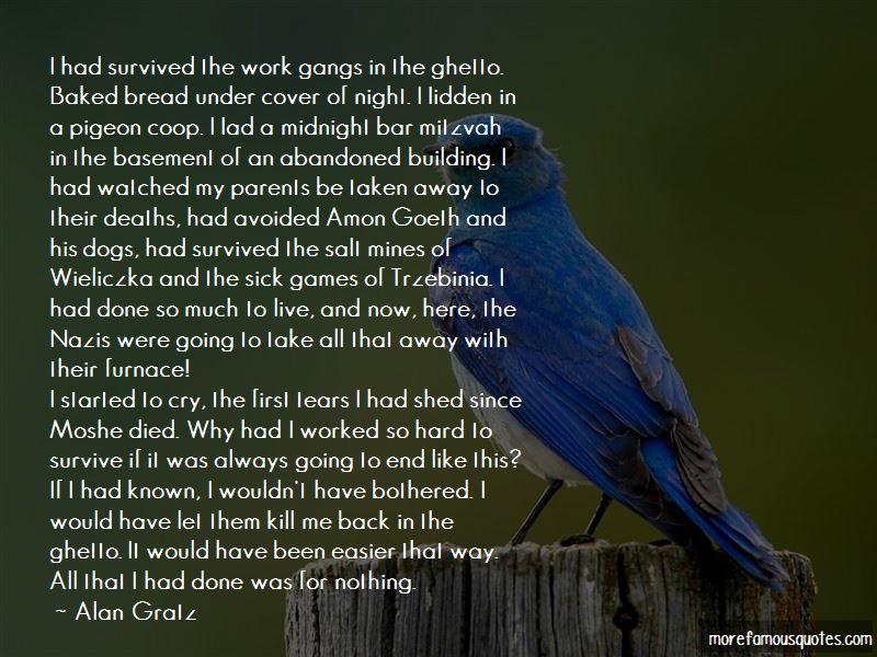 Amon Goeth Quotes