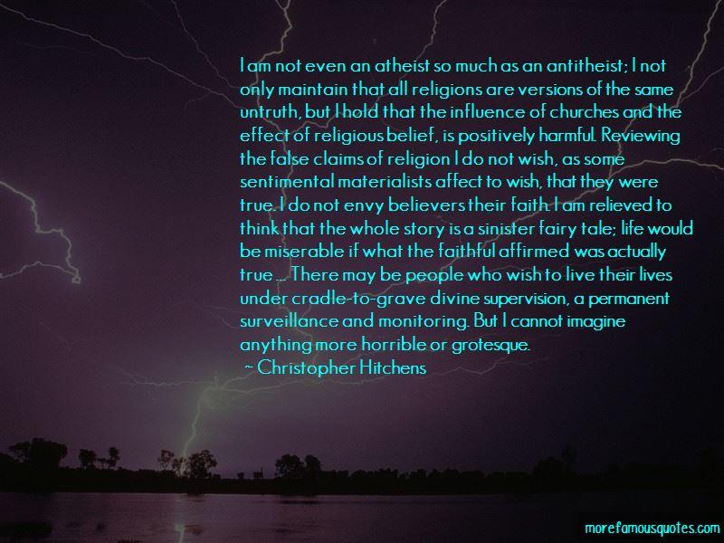 Antitheist Quotes