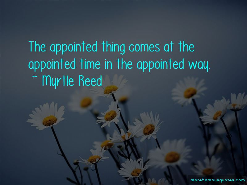 Appointed Time Quotes Pictures 4