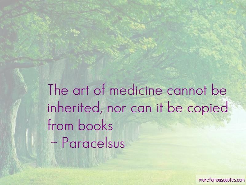 Art In Medicine Quotes Pictures 3
