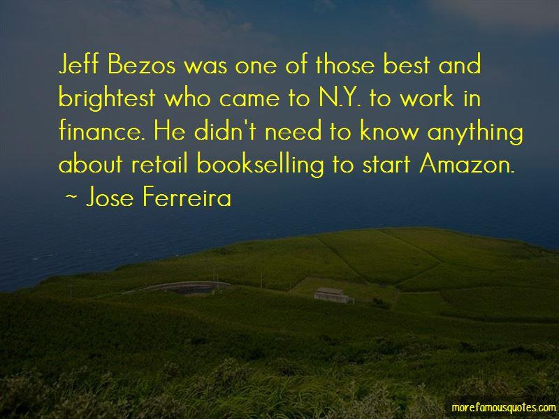Best Jeff Bezos Quotes
