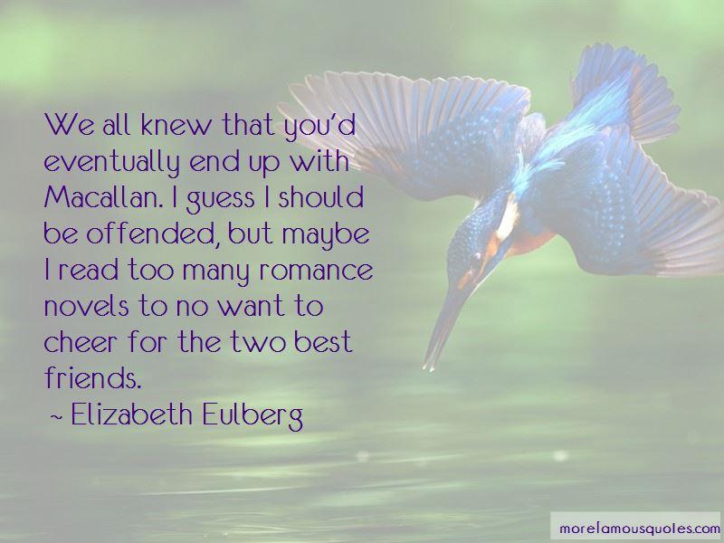 Best Romance Novels Quotes