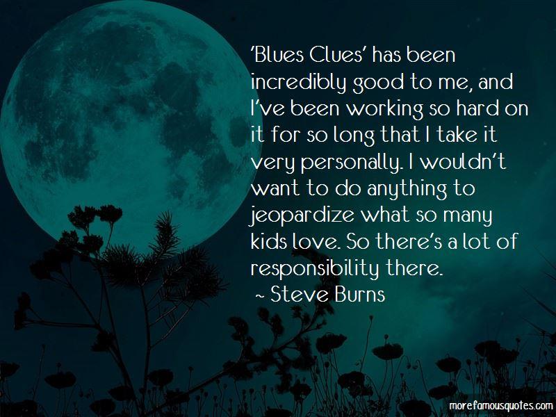 Blues Clues Quotes