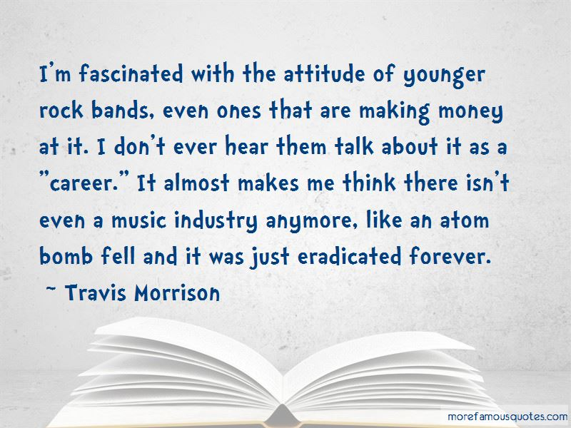 Bomb The Music Industry Quotes
