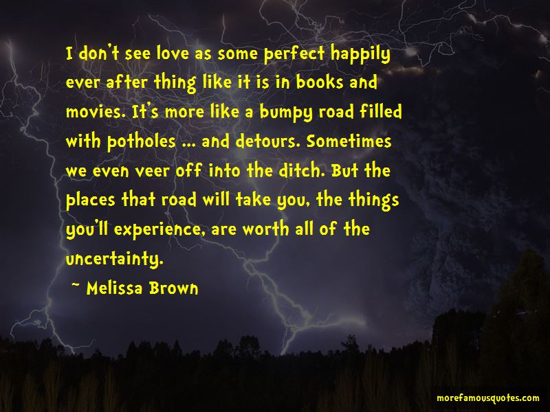 Bumpy Love Quotes Pictures 2