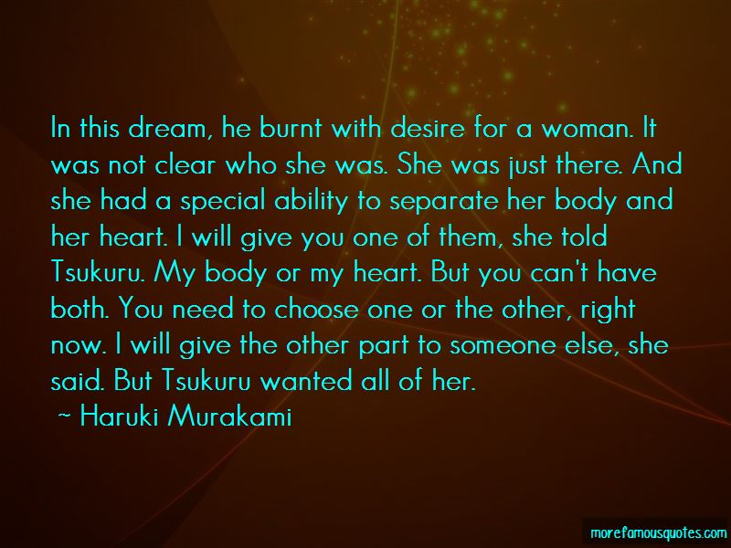 Burnt Heart Quotes