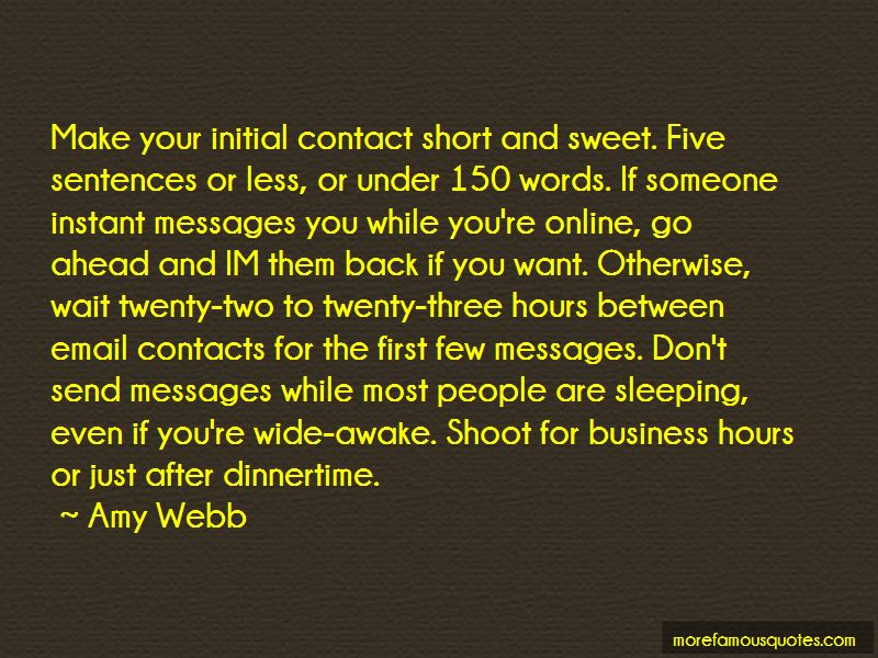 Business Hours Quotes Pictures 2