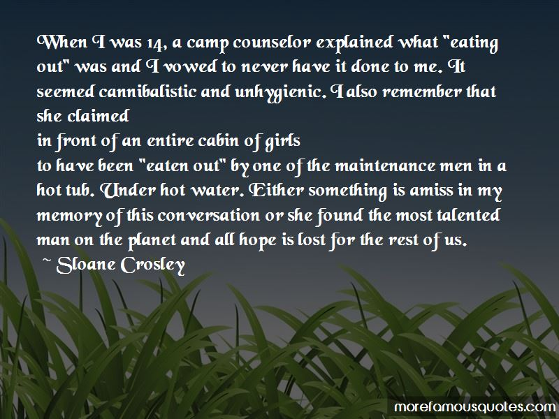 Camp Counselor Quotes Pictures 4