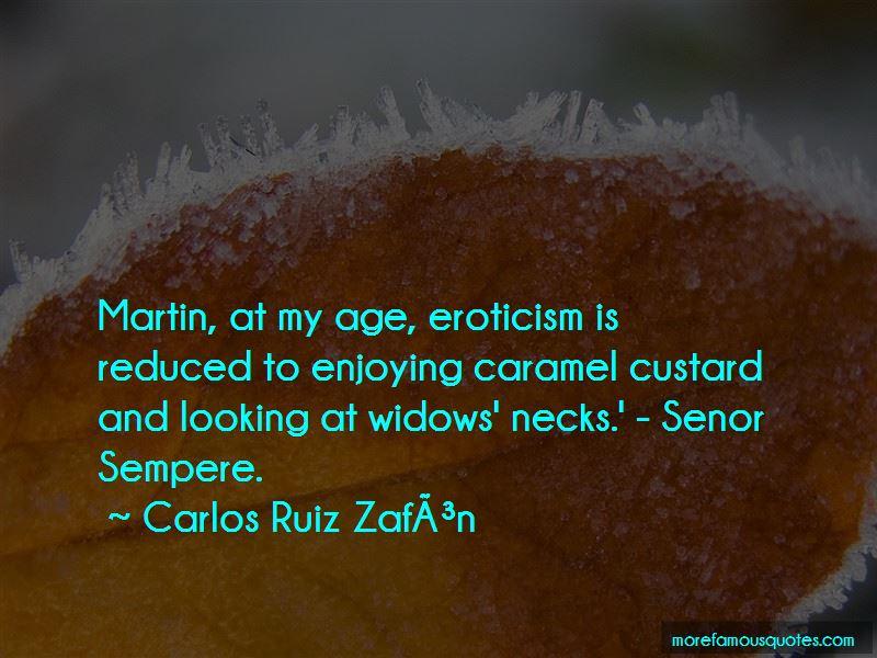 Caramel Custard Quotes