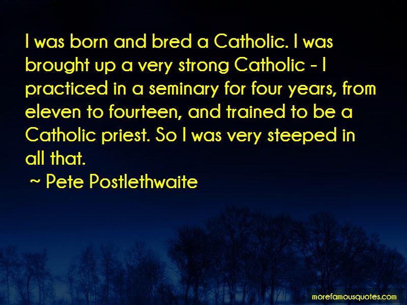 Catholic Seminary Quotes Pictures 3