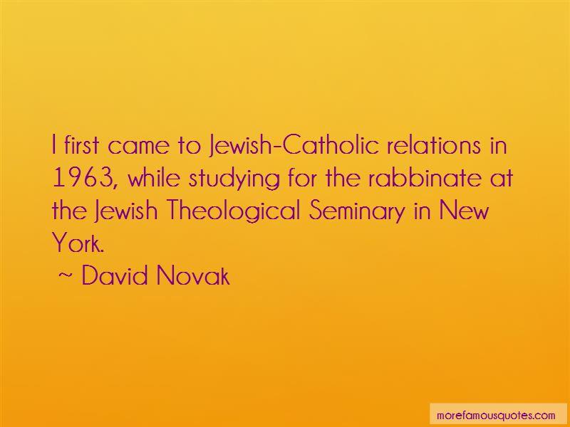 Catholic Seminary Quotes