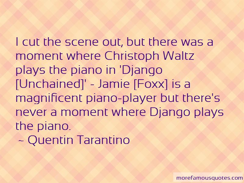 Christoph Waltz Django Quotes