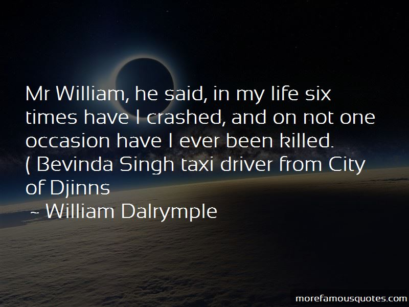 City Of Djinns Quotes