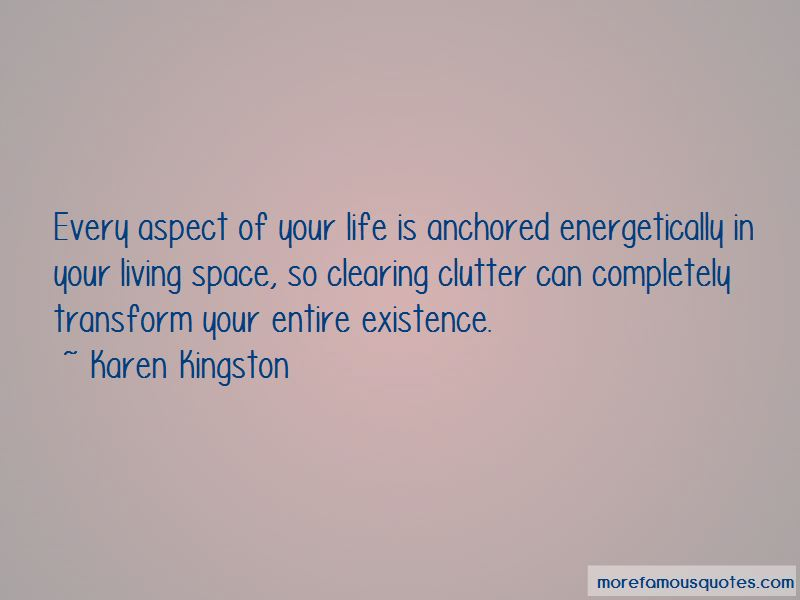 Clutter Clearing Quotes Pictures 3