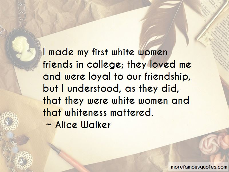 College And Friendship Quotes
