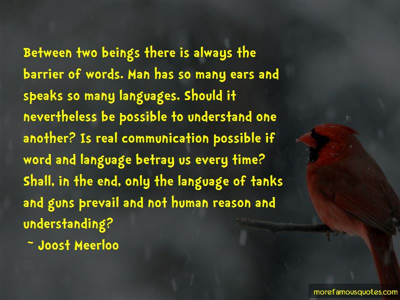 Communication Barrier Quotes Pictures 2