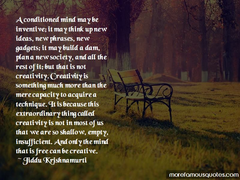 Conditioned Mind Quotes Pictures 2