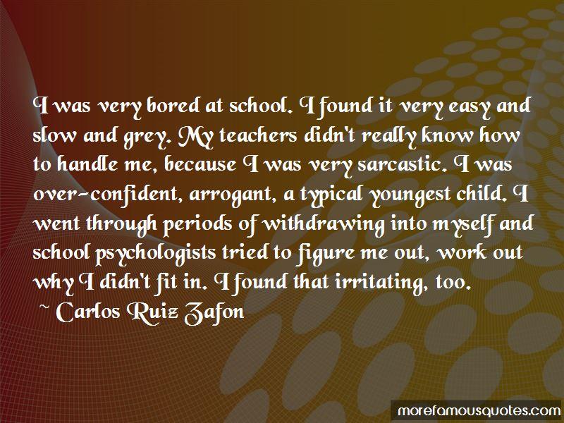 Confident And Arrogant Quotes