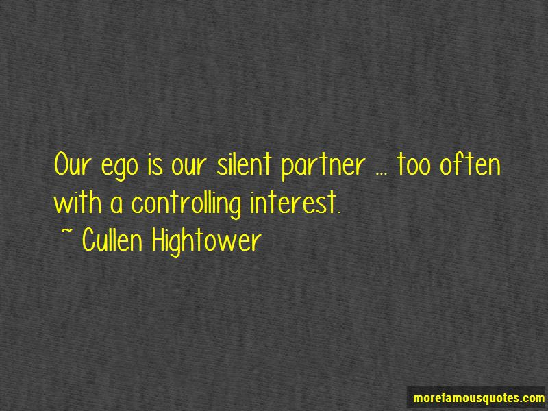 Controlling Partner Quotes Pictures 4