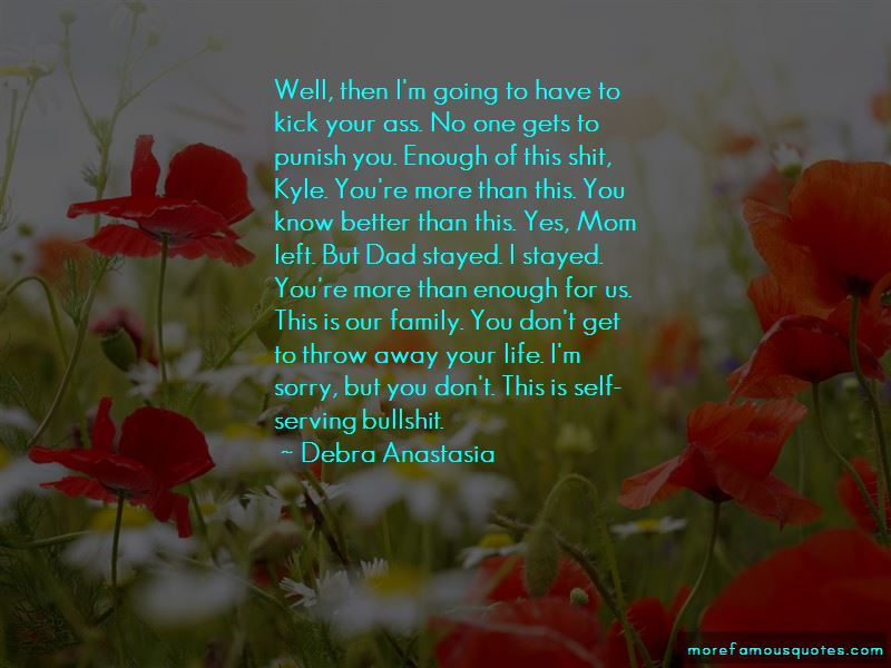 Dad Left Family Quotes: top 9 quotes about Dad Left Family